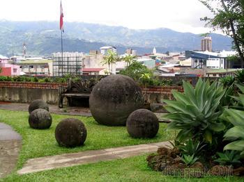 Гигантские каменные шары Коста Рики: загадка индийских племен
