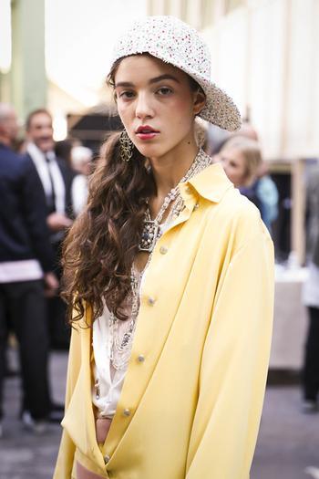 Стать звездой: 9 новых лиц модного подиума