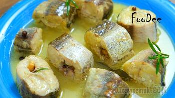 Самый нежный и вкусный минтай (хек)! Рыба тает во рту! Очень простой и быстрый рецепт