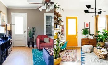 Преображение гостиной 11 м²: решения ее хозяина-дизайнера