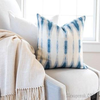 Как и из чего сделать декоративные подушки своими руками