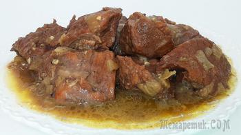 Так можно готовить любое мясо! Даже жёсткое и немолодое!