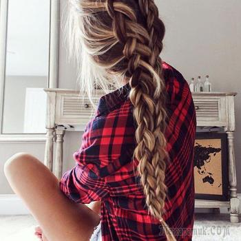 Безумно красивые косы, глядя на которые вы захотите отрастить длинные волосы