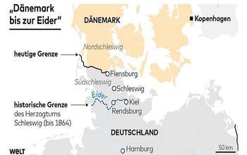 В Дании озвучили территориальные претензии к ФРГ