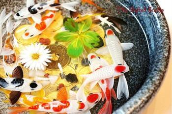 Трёхмерные смоляные картины художницы Лиллиан Ли
