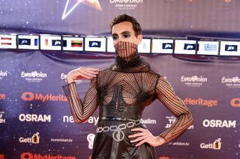 Самые странные участники первого полуфинала Евровидения