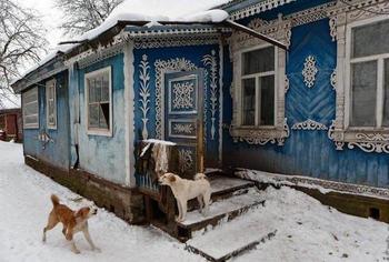 Поразительный дом! Обязательно посмотрите!