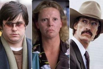 Актёры, которые сильно поправились или сбросили вес специально для роли