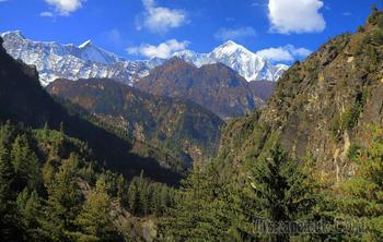 Непал. Гималаи. Трек вокруг Аннапурны. 1. Катманду