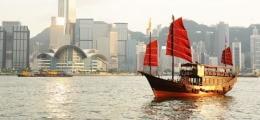 """В Гонконге начали раздачу """"вертолетных денег"""""""