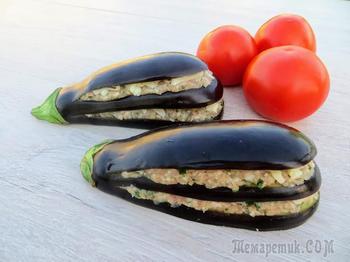 Вкуснятина из фарша! Рецепт, который вы будете повторять все лето / Eggplant with meat