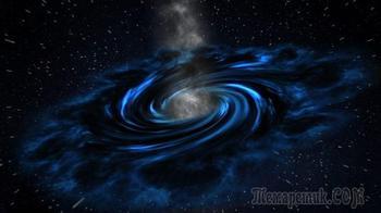 10 интересных фактов о черных дырах