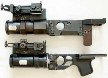 Подствольный гранатомёт ТКБ-0121