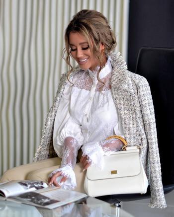 Модные блузки весна-лето 2020, которые подчеркнут утонченность