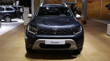 Dacia Duster 2019 – Дастер с мотором, как у Мерса
