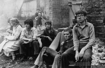 Социальный ландшафт Северной Англии в 1970-80-е годы. Фотограф Тиш Мурта
