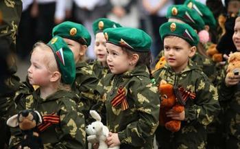 В Тверской области отменили запланированный к 9 мая парад с участием воспитанников детсада
