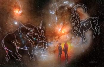 Козерог и Телец – любовь по Зодиаку