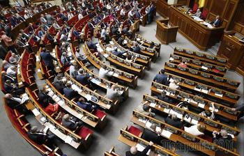 В Раде зарегистрирован законопроект о прекращении полномочий президента Украины
