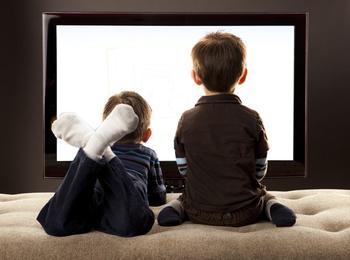 Телевизор и пост