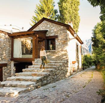 Дом в горах, который никому не нравился