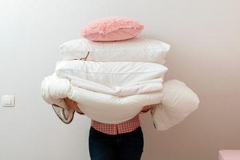 Привычка гладить постельное бельё может плохо сказаться на качестве вашего сна