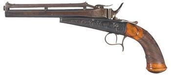 Магазинный пистолет Collette