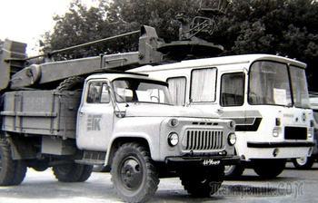 Для трюков, погонь и не только: редчайшие советские машины для киносъёмок