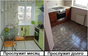 Как не «угробить» новую кухню за пару месяцев, чтобы не пришлось снова копить на ремонт