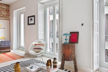 Солнечная квартира в Мадриде