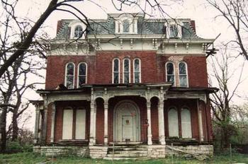 История особняка с привидениями в Иллинойсе