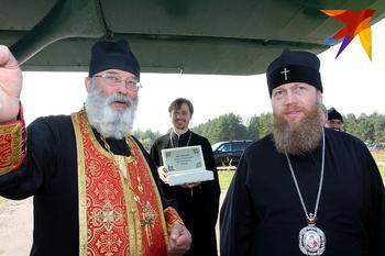Владыка Савва принял участие в крестном лёте в День трезвости, чтобы помолиться о Твери