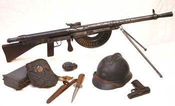 Первая научная история возникновения штурмовых винтовок