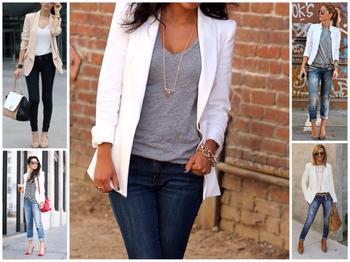 Как носить правильно жакет и пиджак