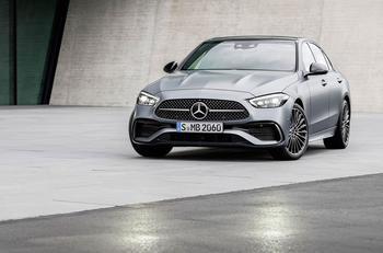 Новый Mercedes-Benz C-Class: Царь младшей лиги