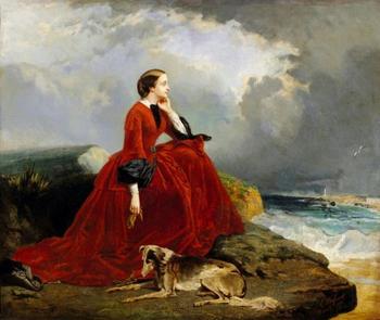 Художник Charles Edouard Boutibonne (1816 – 1897). Мастер салонной живописи