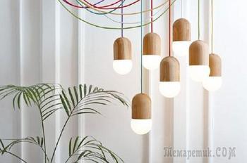 Идеи светильников, что создадут невероятную обстановку в любой из комнат