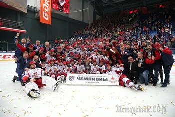 «Мои критики – дилетанты»: как ЦСКА выиграл Кубок Гагарина
