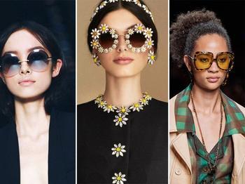 Стильные очки 2020