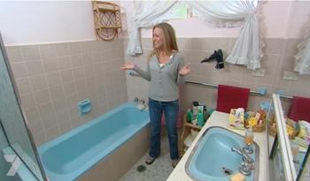Хозяйке надоела её ванная, или Как бюджетно преобразить свой санузел