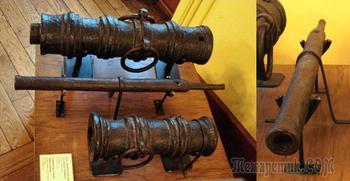 Огнестрельное оружие средних веков