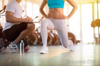 Эффективные упражнения для похудения ног в домашних условиях