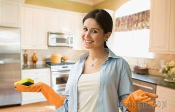 Маленькие хитрости, которые позволят сделать уборку в доме быстрее и качественнее