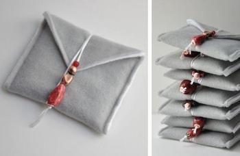 Вам письмо: подарочная упаковка в форме конверта своими руками