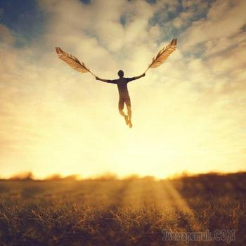 В свободный полёт (Стих)