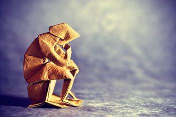 Потрясающие оригами, сложенные из одного листа художником Гонсало Гарсии Кальво