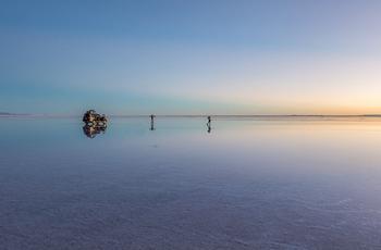 Солончак Салар-де-Уюни: самое большое зеркало в мире!