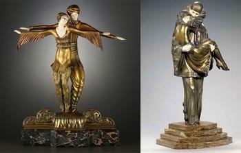 Русский балет и гробница Тутанхамона: как румынский скульптор Деметр Чипарус покорил Париж