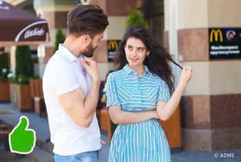 10 сигналов, которые помогут раскусить человека на первом свидании
