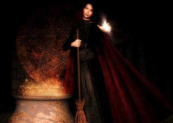Кто ж такие ведьмы?